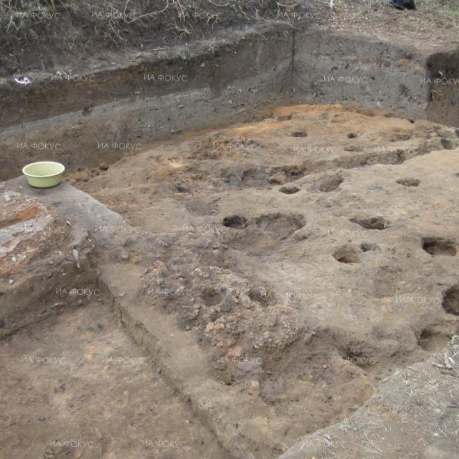 Откриха неолитно селище край село Майор Узуново