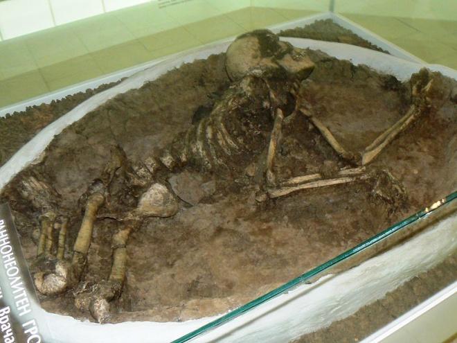 Откриха обсидиан и фигури на Богинята майка край Враца