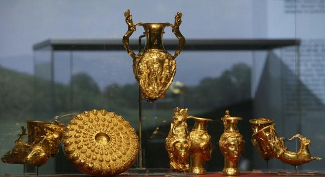 НИМ събира тракийското злато в обща изложба