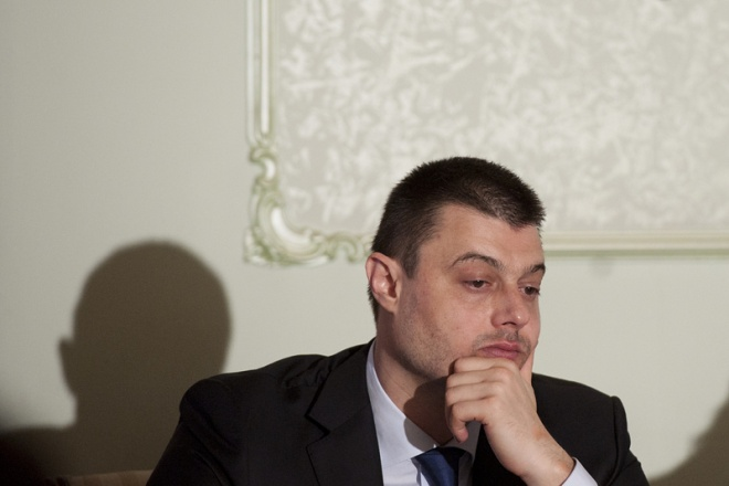 Бареков: Местан сам да си свали имунитета, да не чака мен