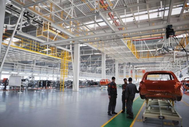Проекти за 1,2 млрд. лв. и 8500 работни места в автомобилната промишленост
