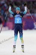 Украйна взе златото в женската щафета на биатлона в Сочи