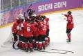 Канада защити златото си в хокея на Игрите в Сочи