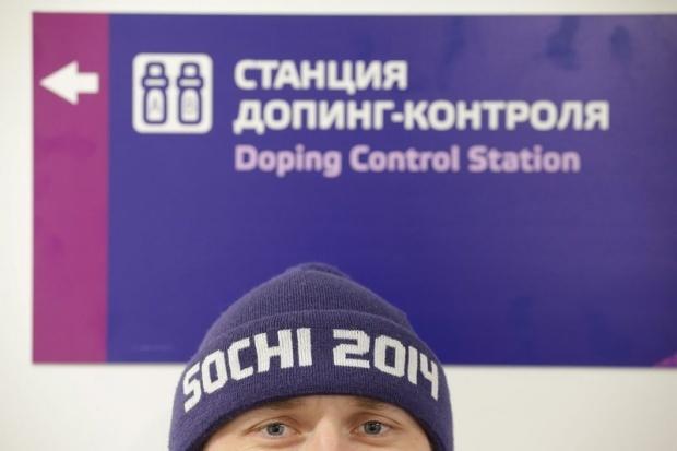 Заловиха спортист с допинг в Сочи