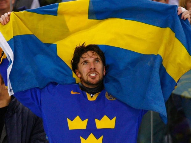 Швеция се класира за финала в мъжкия хокей в Сочи