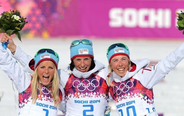 Норвегия с три медала от ски бягането