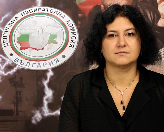 Ивилина Алексиева: Нужна е незабавна еманципация в ЦИК