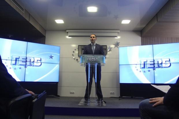 Цветанов отново начело на изборния щаб на ГЕРБ