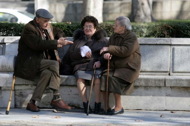 Започва изплащането на пенсии и добавки
