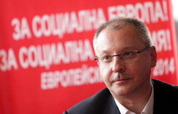 """Станишев се бори """"за доверие, не за брой"""" на евроизборите"""