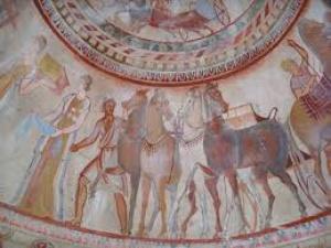 Откриха изцяло запазена римска гробница в Сапарева баня