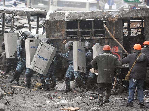 "Украйна  изпрати ""Киев-1"" в Одеса"