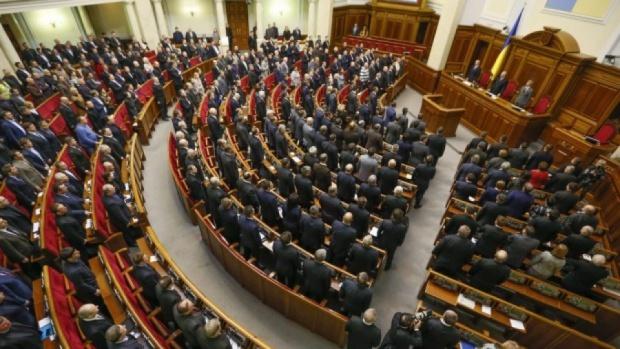 Върховната Рада не подкрепи провеждане на референдум на 25 май