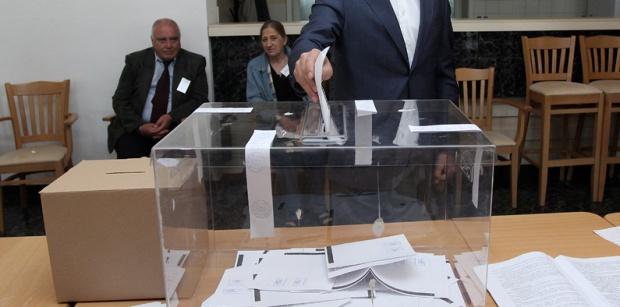 ЦИК: 27,42% избирателна активност към  17.00 ч.