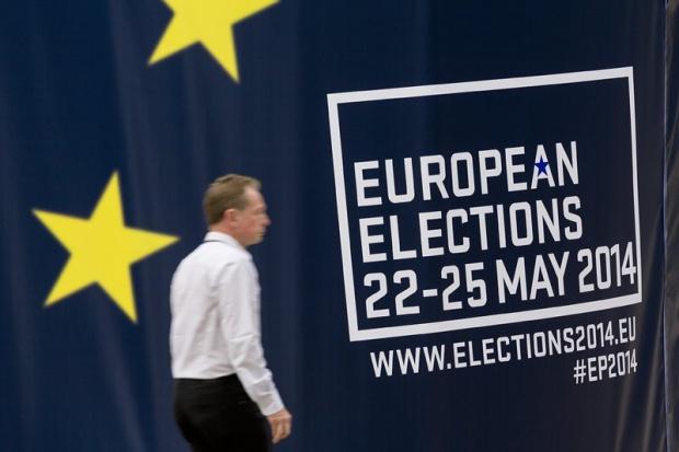 43% избирателна активност на изборите за евродепутати в ЕС