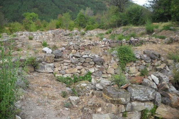 """Златна монета от VI век е открита в крепостта """"Туида"""""""