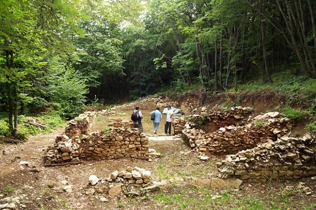 Голям брой монети и стрели открити при разкопките край Търговище