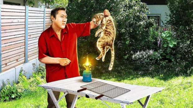 Виетнамец сготви на грил котката на съседа си в Германия