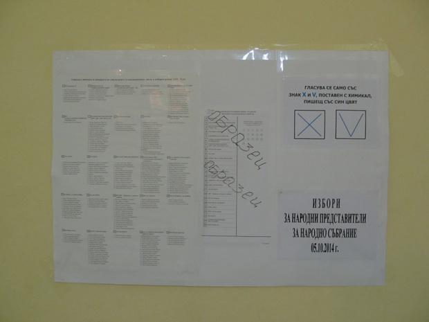 ЦИК затвори сайт за агитация