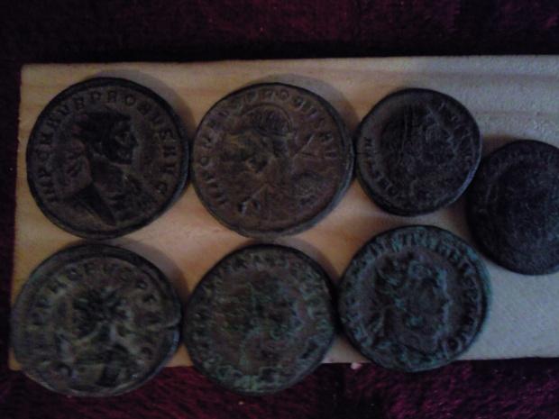 В НИМ представиха монети, спасени от трафик