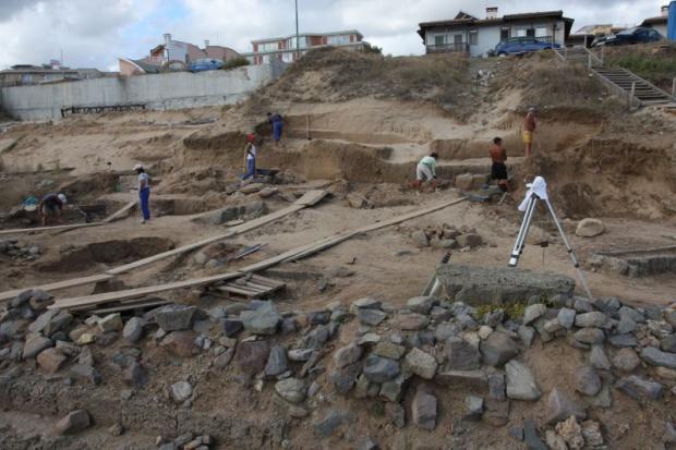 Тайни подземни тунели откриха в древна Плиска