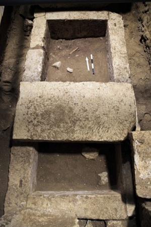 Откриха човешки останки в древния Амфиполис