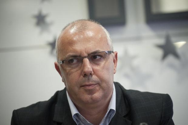 Веселин Вучков - министър на вътрешните работи
