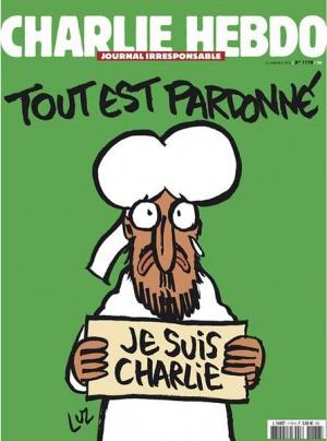 """Изкупиха """"Шарли ебдо"""" за минути, на черно върви по 400 евро"""