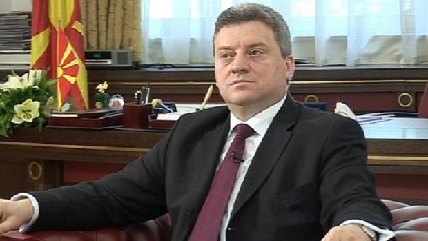 Президентът Георге Иванов: Няма да позволим дестабилизация на Македония