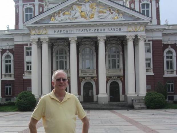 Елис Шуман: Когато съм в България, аз съм си вкъщи