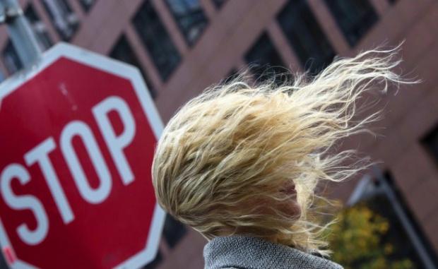 Жълт код заради силен вятър в пет области