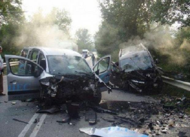 Тежка катастрофа отне живота на журналист от БГНЕС, агенцията прекрати днешната си емисия