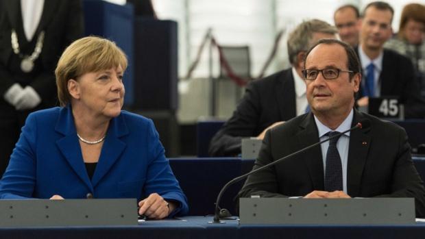 Оланд предлага единна гранична служба на ЕС