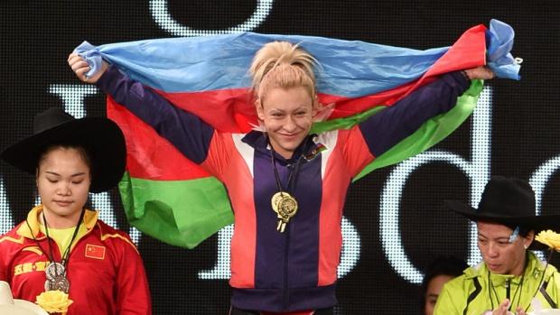 Боянка Костова спечели злато и постави рекорд на СП по щанги