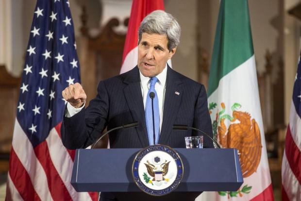 Джон Кери: САЩ и Саудитска Арабия имат ''солидни отношения''