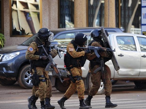 Resultado de imagen para attaque terroriste au burkina
