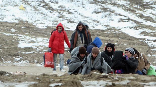 Нелегални мигранти загинаха в студа край Малко Търново (обновена)