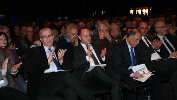 Официално: ДСБ излиза в опозиция на управлението