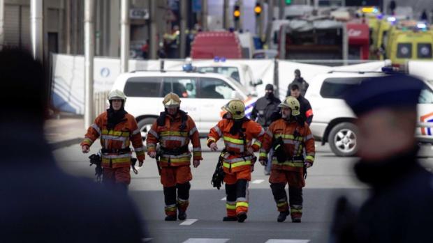 Броят на жертвите в Брюксел нарасна до 34 души, 170 са ранени
