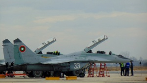 Военното министерство забранява дроновете, заради парада за Гергьовден