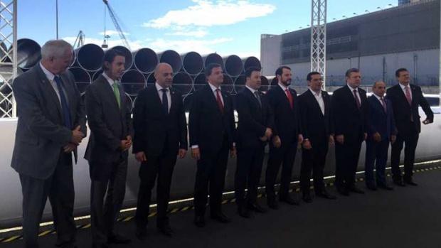"Ведомости: Европа стартира газопровод – конкурент на проектите на ""Газпром"""