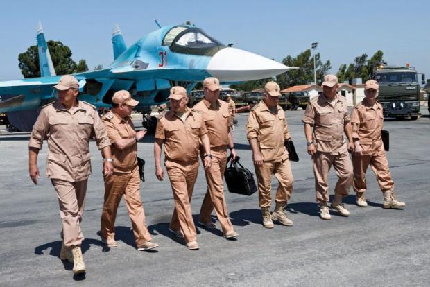САЩ ще ударятСирия по югославски сценарий