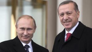 Помирение между Путин и Ердоган