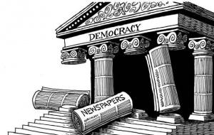 Гидиън Рахман: Демокрацията отстъпва по целия свят