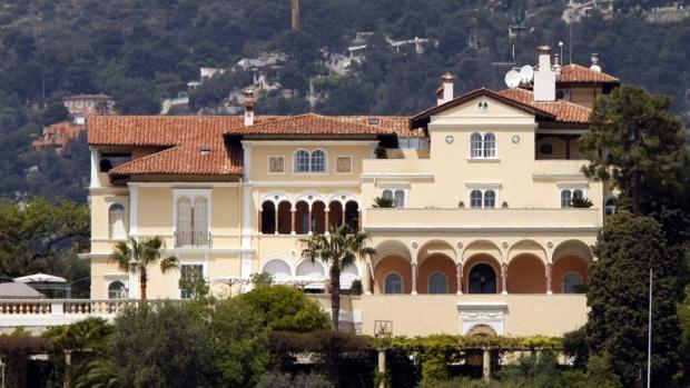 Най-скъпата вила в света струва 300 млн. евро