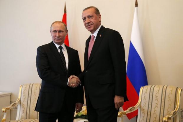 Коя е виновната страна на срещата Путин - Ердоган?
