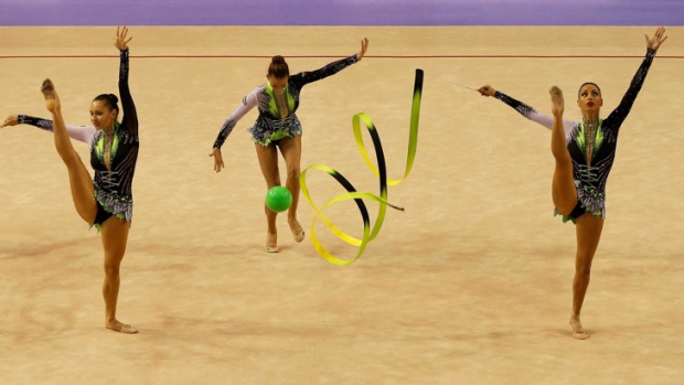 Препълнена зала изпрати гимнастичките ни за Рио