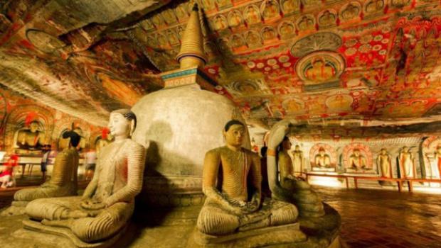 Златният храм на Дамбула може да бъде изваден от Списъка за световното културно наследство