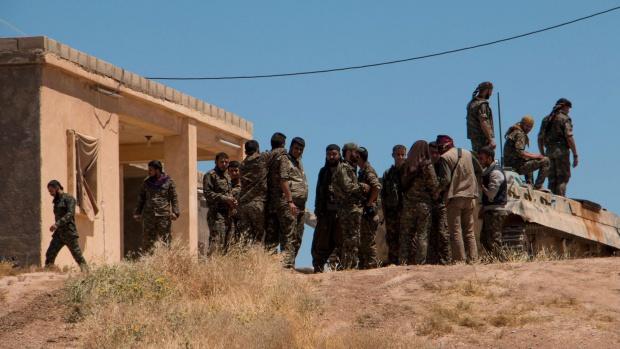 Задържаха камикадзе преди да се самовзриви в търговски квартал в Ирак