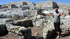 Новооткрити артефакти от Перперикон